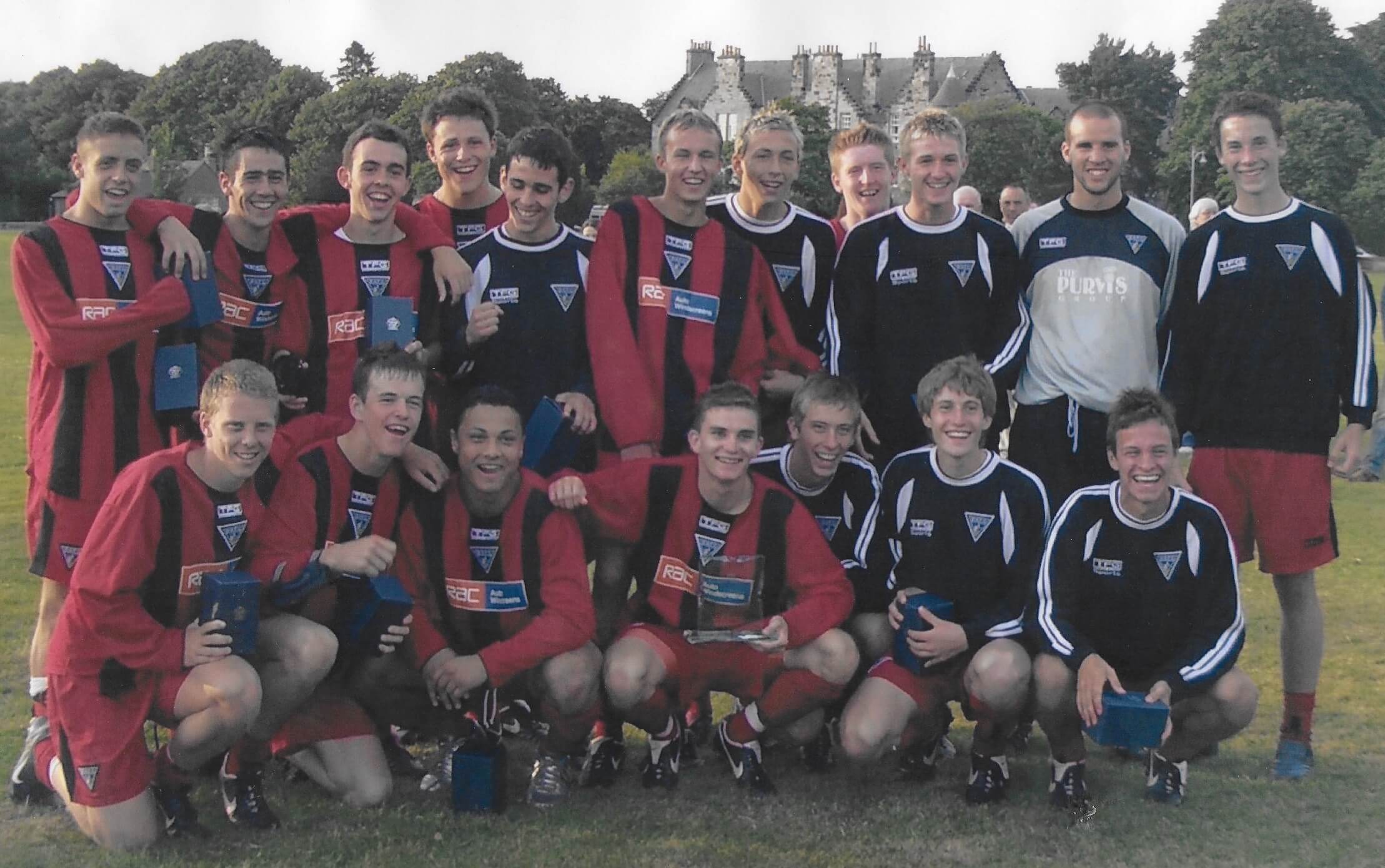 Dunfermline Athletic youth team