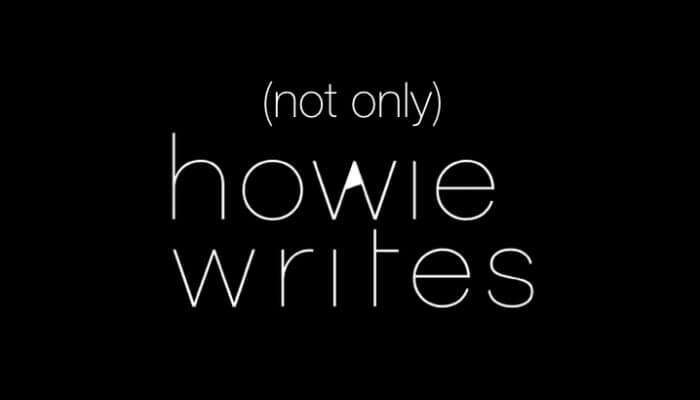 not only howie writes 2.001